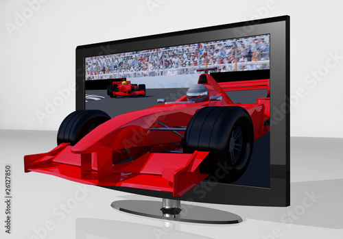 3D TV racing iso