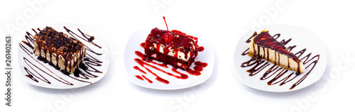 Sweet dessert set