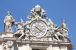 Vatican - Saint Peter Basilica detail