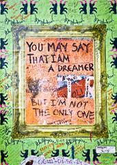 Muro de John Lennon - Dreamer (Praga) Toma 3