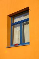 Fenster in der Sonne