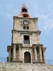 Torre dell'Orologio - Rodi