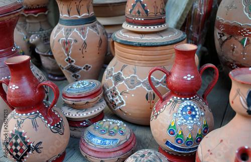 Staande foto Algerije poterie de kabylie