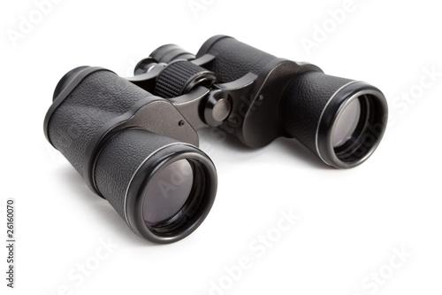 Leinwandbild Motiv Binoculars