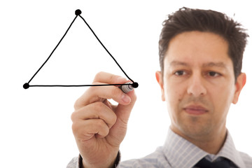 Triangle balance