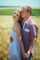 Романтика в поле