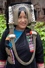 Akha Pixo ethnic group in Laos