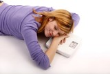 lose weight in sleep poster