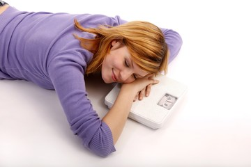 lose weight in sleep