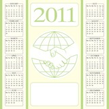 calendar 2011 partnership