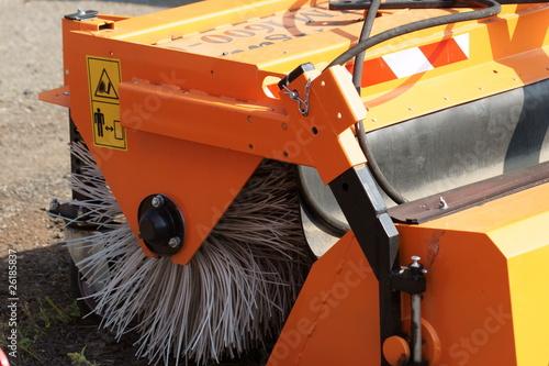 power broom - 26185837