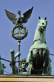 Godess of Victory on the top of the Brandeburg Gate