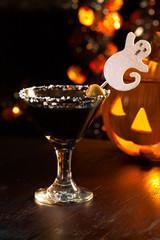Halloween drinks - Scary Martini