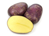 Royal Blue Potatoes