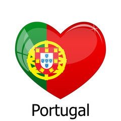 Portigal Flag