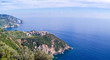 Village de Corniglia - Parc National Cinque Terre - Italie