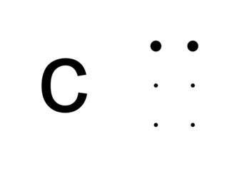 braille c