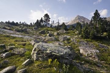 Pirineos. Macizo de Posets-Maladeta