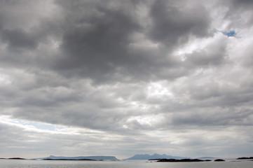Big sky over the Inner Hebrides