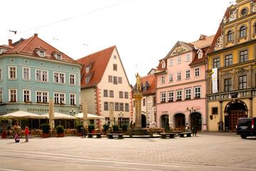 Erfurter Innenstadt