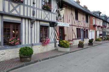 Beuvron en Auge en Normandie