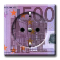 Steckdose 500€