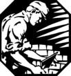 Brick Layer Vinyl Ready Vector Illustration