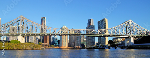Story Bridge Brisbane Australia