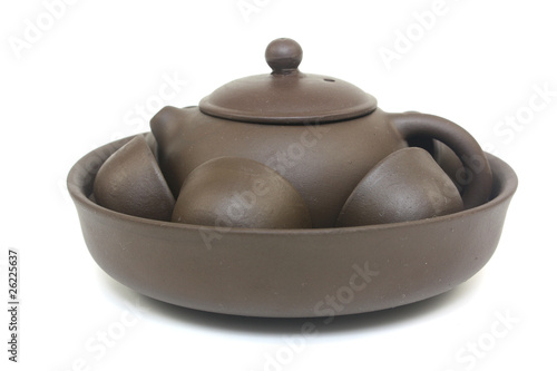 Chinese Tea Pot Set