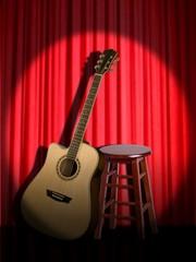 guitar performence