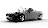 Fototapety Accident car