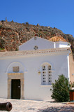 White church in Monemvasia