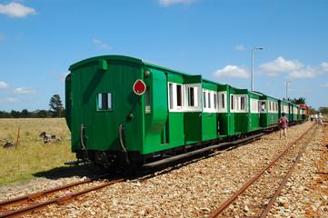 Apple Express train, South Africa