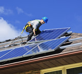 Solar panel installation - 26233830