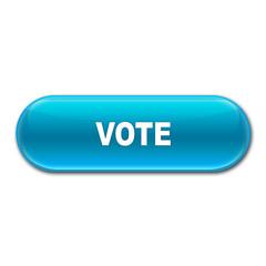 Boton alargado brillante texto VOTE