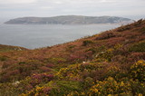 View of the great orme Llandudno From conwy mountains.