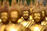Fototapety buddha status