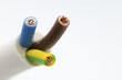 three-phase electric cable
