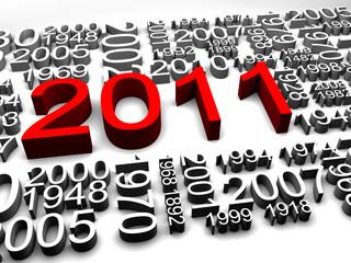 2011 - New Year