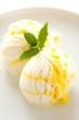 citrus ice cream