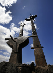 Costa Teguise Monument