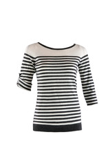 Striped female shirt