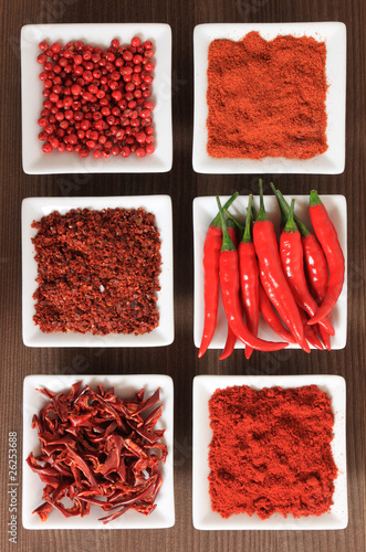 Red spices - 26253688