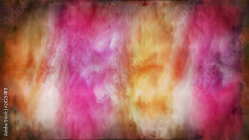 Abstract watercolor motion background (seamless loop) HD 1080p