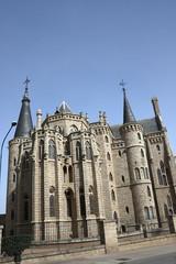 Gaudi palacio episcopal de Astorga