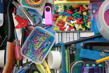 Secret Life of the Stationery Drawer