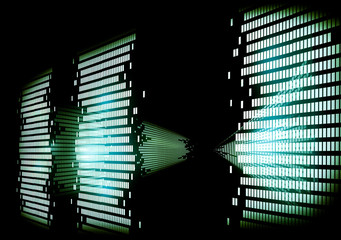image of graphic 3d equalizer