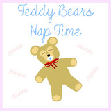 teddy bear nap