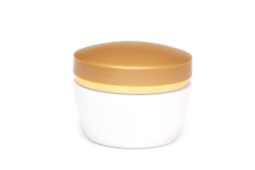Cream for a body and face