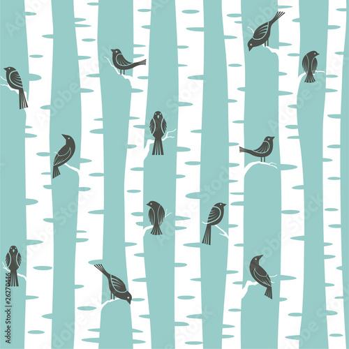 trees pattern